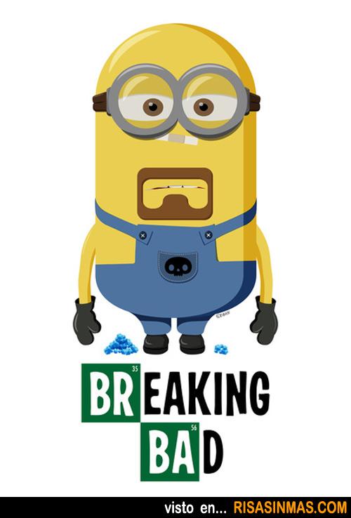 Breaking Bad Minion