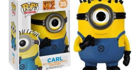 Cabezón Funko: Minion Carl