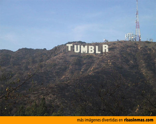 Cambian el letrero de Hollywood Sign en el Monte Lee