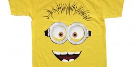 Camiseta Minion de Gru, Mi Villano Favorito