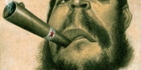 Caricatura Ernesto Che Guevara