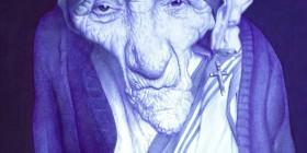 Caricatura de Madre Teresa de Calcutá