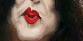 Caricatura de Paul Stanley (KISS)