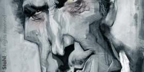 Caricatura de Vincent Price