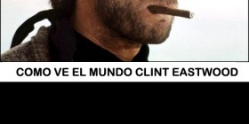 Como ve el mundo Clint Eastwood