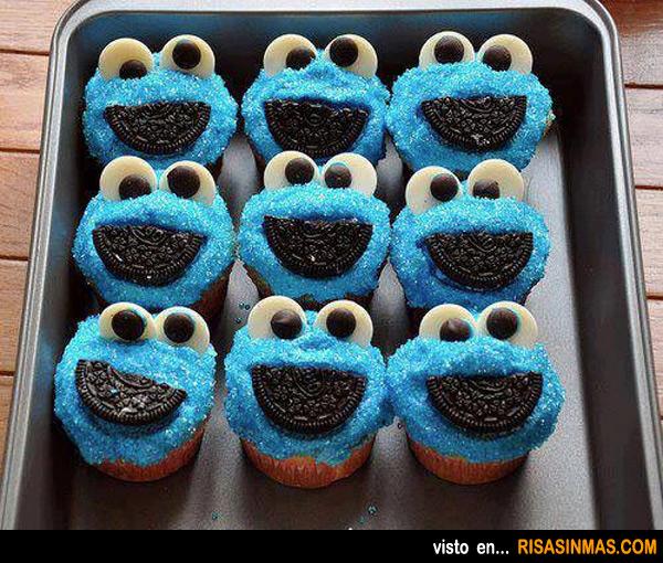 Cupcakes de Triky