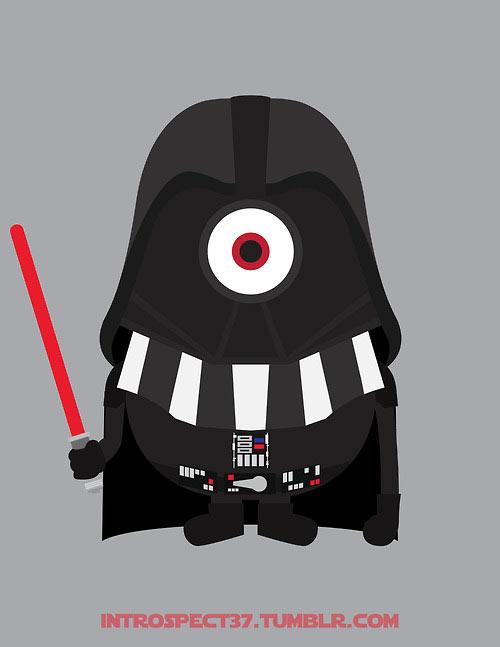 Darth Vader Minions