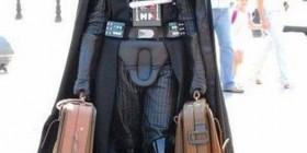 Darth Vader se marcha de vacaciones