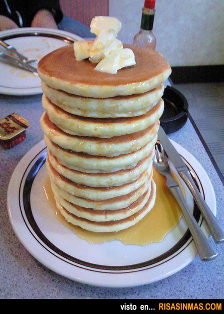 Desayuno bajo en calorías