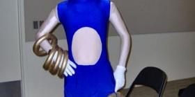 Disfraces horrorosos: Sonic