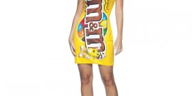 Disfraces originales: Bolsa M&M's