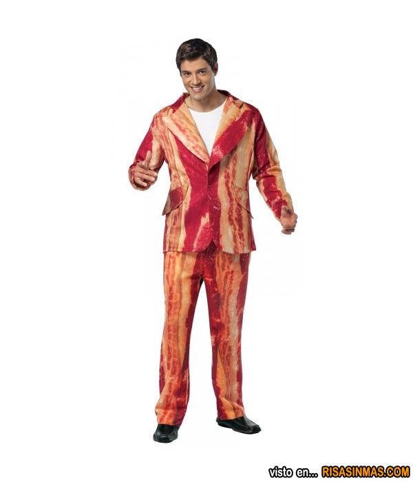 Disfraces originales: Traje de Bacon
