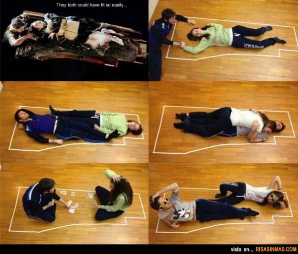 El final de Titanic podría ser otro