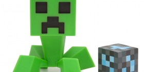 Figura Minecraft. Creeper
