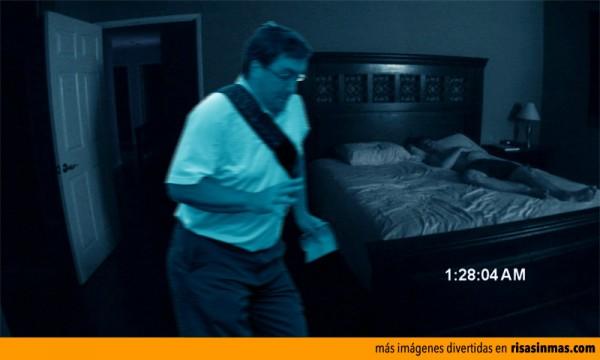 In The Way Guy aparecerá en Paranormal Activity 5