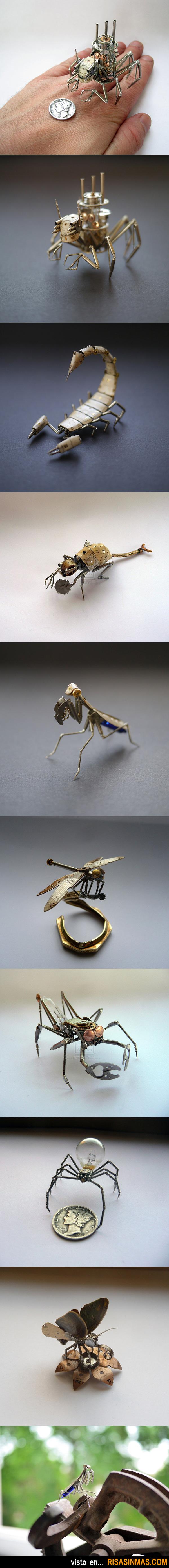 Insectos mecánicos