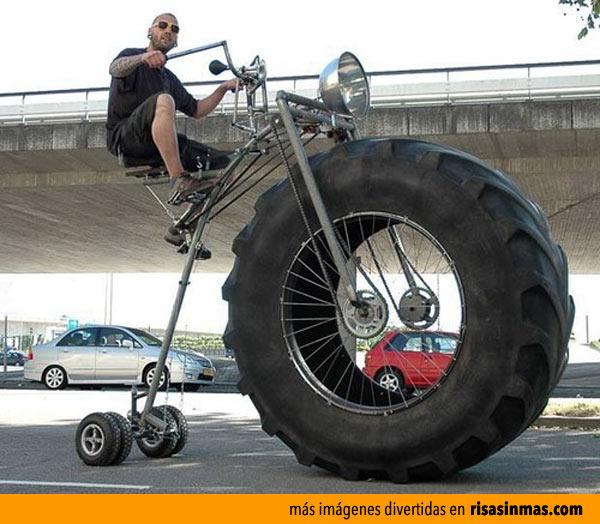 La bicicleta más heavy del mundo