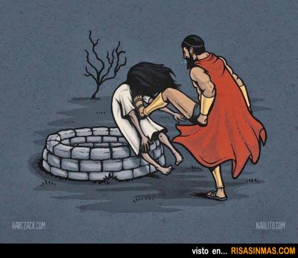 Leonidas sabe cuidarse