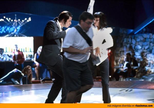 Lo que no vimos en la escena de baile de Pulp Fiction