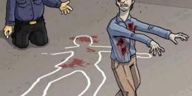 Los zombies no dejan hacer bien el trabajo