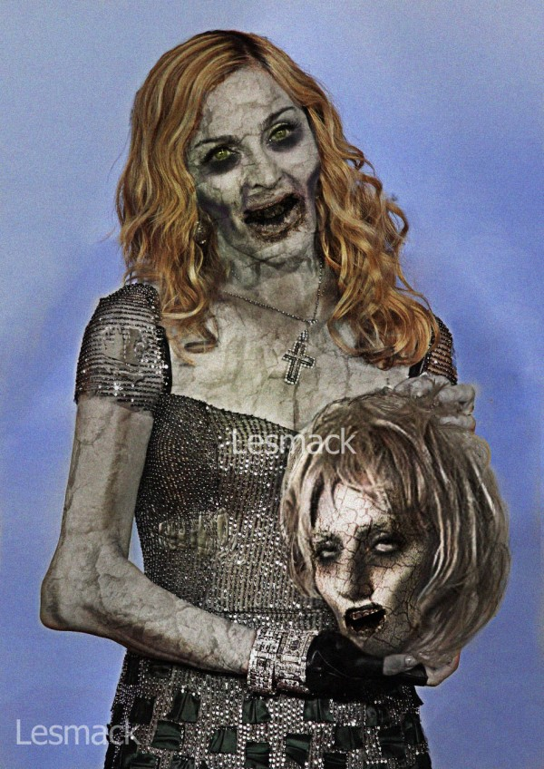 Madonna Zombie