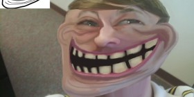 Memes reales: Troll face
