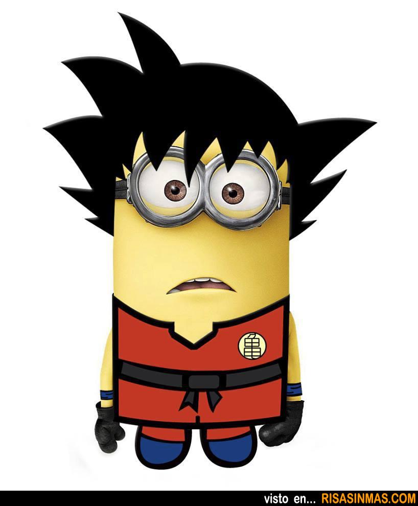 Minion De Goku