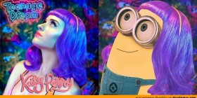 Minion Katy Perry