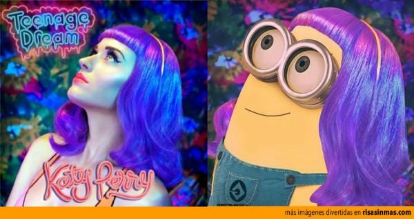 Minion Katy Perry