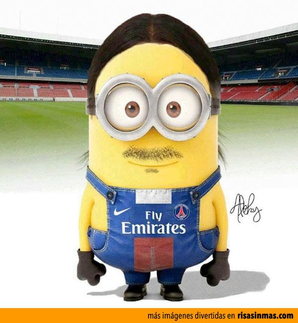 Minion de Zlatan Ibrahimović