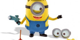 Minion versión Mr. Potato