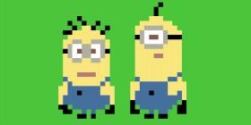 Minions 8 bits