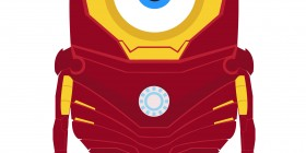 Minions como superhéroes: Ironman
