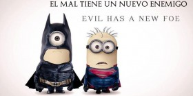 Minions de Batman y Superman
