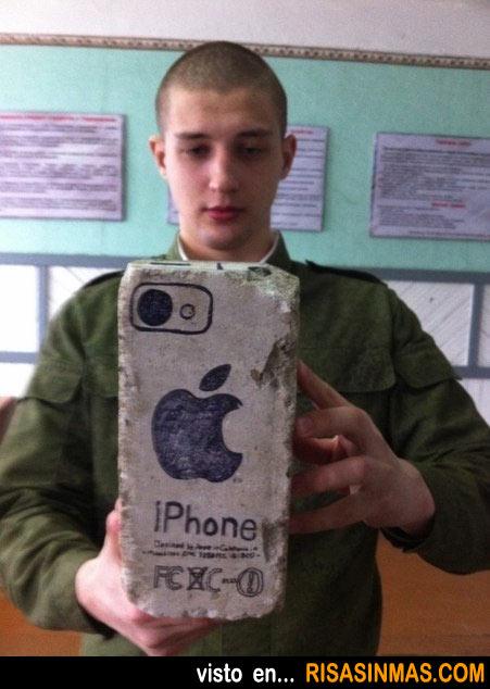 Nuevo modelo iPhone stone