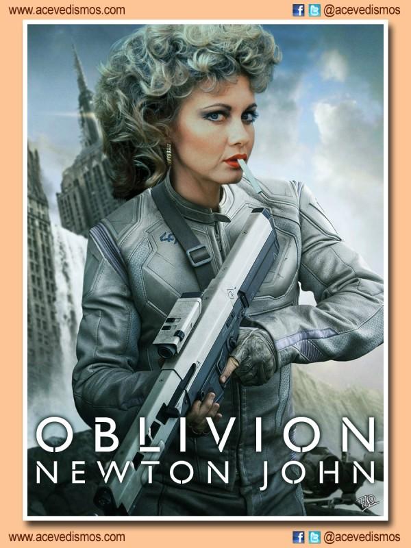 OBLIVION NEWTON JOHN
