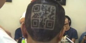 Peinados originales: Código QR