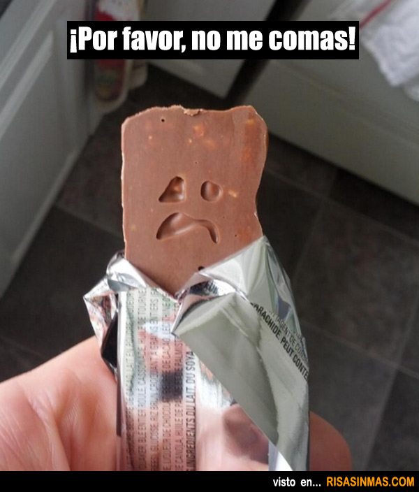 ¡Por favor, no me comas!