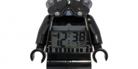 Reloj despertador Shadow Trooper de LEGO