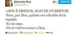 ¡Soy É-Dredon, hijo de Có-Bertor!
