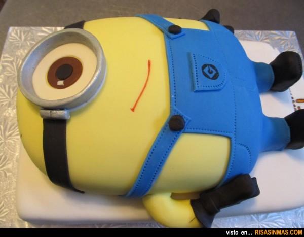 Tarta Minion
