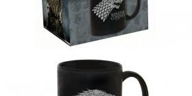 Tazas originales: Casa Stark de Juego de Tronos