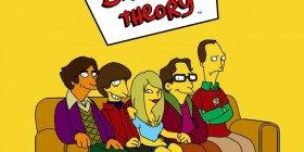 The Big Bang Theory simpsonizados