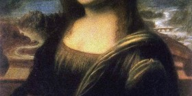 Versiones divertidas de La Mona Lisa: Jack Torrance (El resplandor)