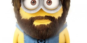 Zach Galifianakis como un Minion