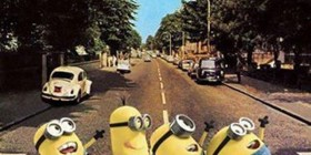 Abbey Road minion