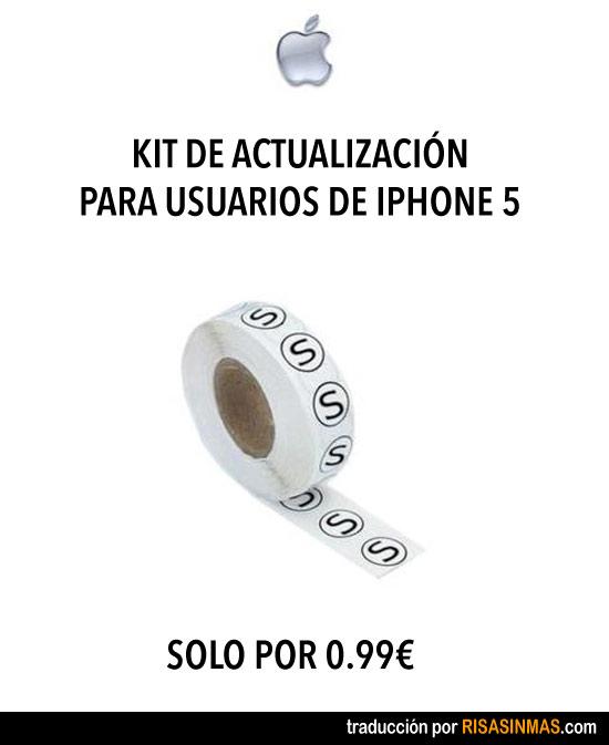 Kit de actualización de iPhone 5