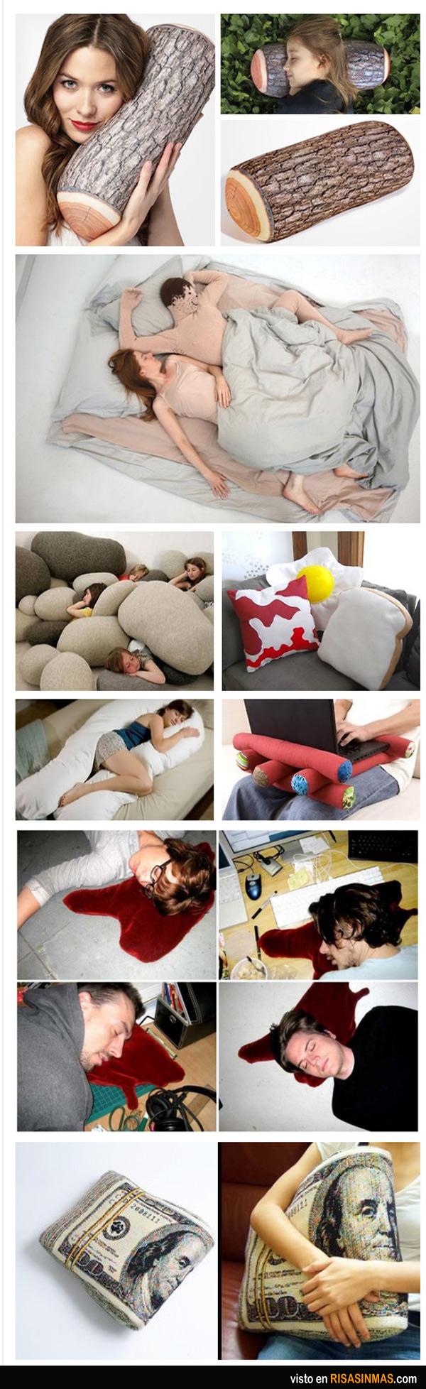 Almohadas originales