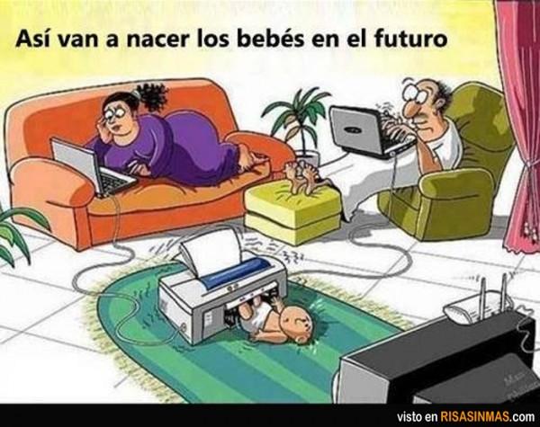 Los bebés del futuro