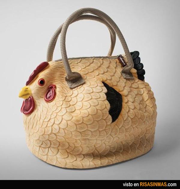 Moda verano 2013: el bolso gallina